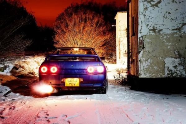 Angry R32