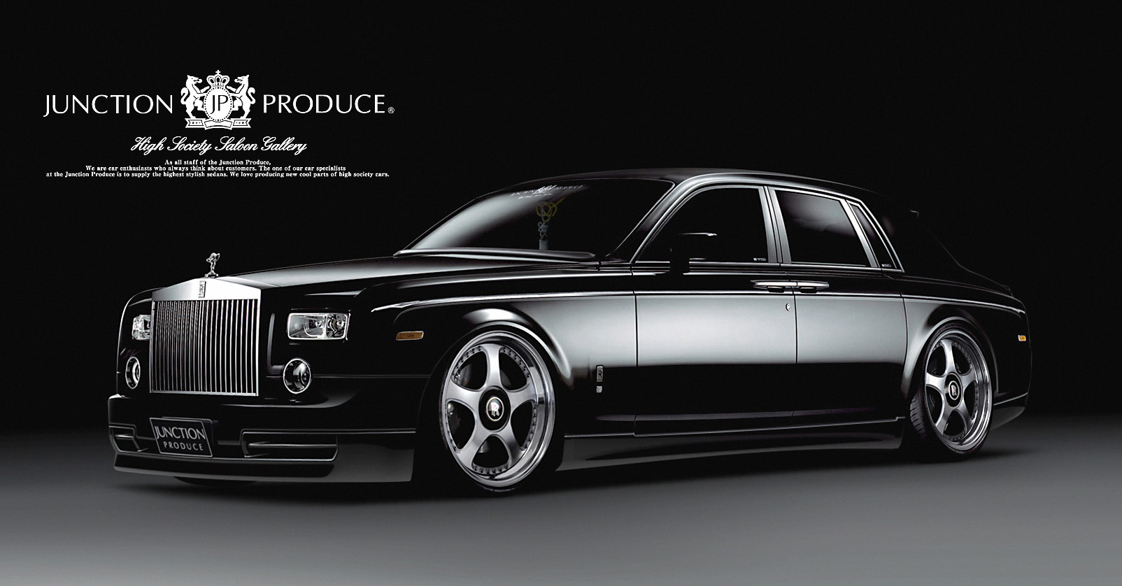 Junction Produce Rolls Royce
