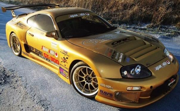 Top Secret GT300