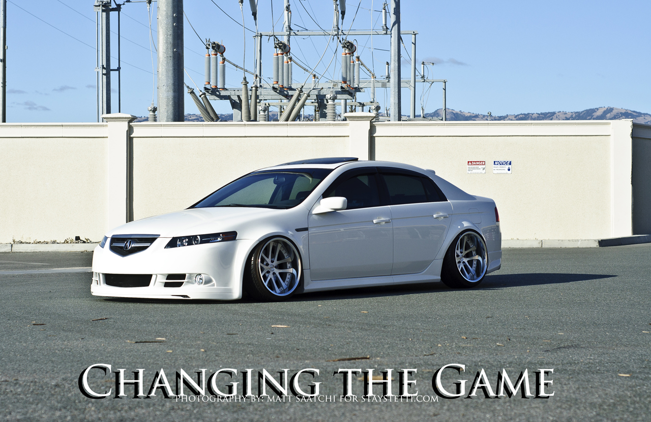 Acura AsianGiants Blog - 2004 acura tl upgrades
